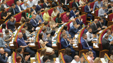 Photo of Рада ухвалила 56 законів від початку своєї роботи
