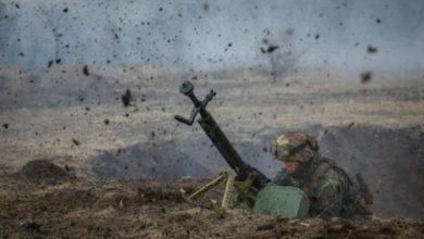 """Photo of Від початку доби на Донбасі бойовики десять разів порушили """"режим тиші"""""""