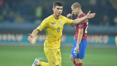 Photo of Малиновський увійшов у символічну збірну ігрового тижня кваліфікації на ЧЄ-2020