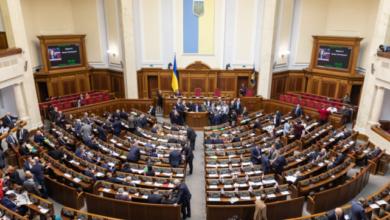 Photo of Верховна Рада: онлайн-трансляція засідання 18 жовтня