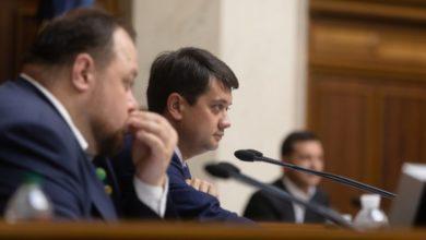 Photo of 56 законів і 209 законопроектів – Разумков підсумував роботу Ради за 50 днів