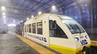 Photo of Укрзалізниця запускає новий регіональний поїзд