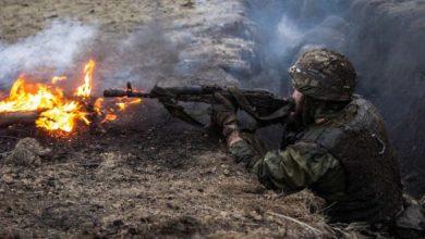 Photo of Доба в ООС: Бойовики 5 разів обстріляли позиції ЗСУ, втрат не зафіксовано