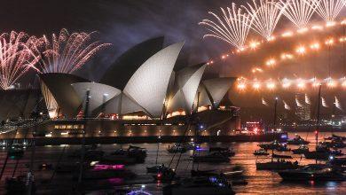 Photo of Сідней із салютами зустрів 2020 рік: святкові фото та відео