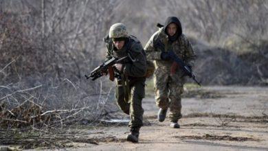 Photo of Бої на Донбасі не вщухають: загинув український військовий
