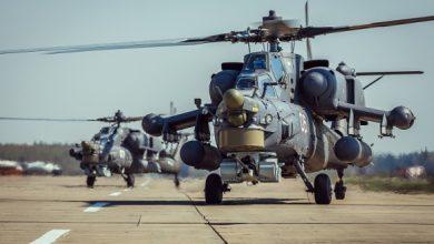 Photo of У Росії вночі розбився військовий вертоліт Мі-28: Два пілоти загинули