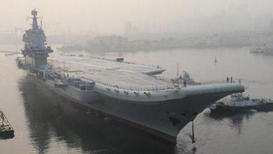 """Photo of Китай ввів у експлуатацію свій перший вітчизняний авіаносець """"Шаньдун"""""""