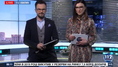 """Photo of Ранкове шоу """"112 хвилин"""". Випуск від 30.12.2019"""