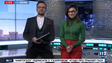 """Photo of Ранкове шоу """"112 хвилин"""". Випуск від 31.12.2019"""