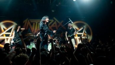 Photo of Anthrax виступлять на Atlas Weekend 2020