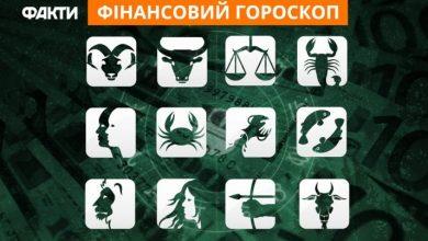 Photo of Фінансовий гороскоп для всіх знаків зодіаку на 2020 рік