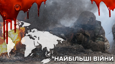 Photo of Мапа найкривавіших конфліктів: за що воював світ у ХХ столітті