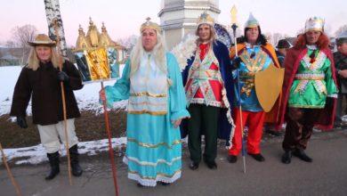 Photo of Традиція тривалістю у понад 30 років: як вертеп вітає односельців з Різдвом