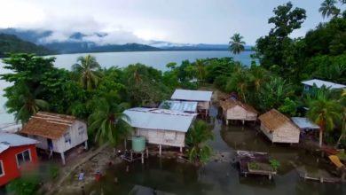 Photo of В Індонезії затонули два острови: екологи назвали причину