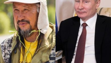 Photo of Сможет ли шаман одолеть суеверного узурпатора Путина
