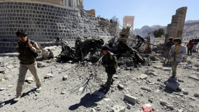 Photo of Іранські військові обстріляли навчальні бази в Ємені: 60 людей загинули