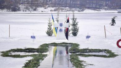 Photo of Як українці купаються на Водохреще: веселі фото та відео