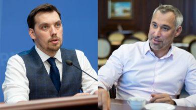 Photo of Рябошапка просить Гончарука вирішити питання з примусовим годуванням засуджених