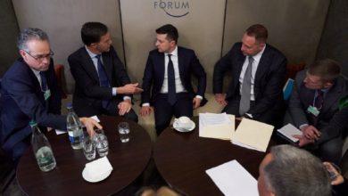 Photo of Зеленський зустрівся з прем'єром Нідерландів: говорили про збиті MH17 та PS752 – деталі