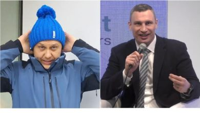 Photo of Крадіжка шапок та обмовка Кличка: чим на форумі у Давосі запам'яталася Україна