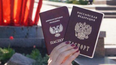 Photo of Скільки жителів Донбасу отримали російські паспорти: статистика окупантів