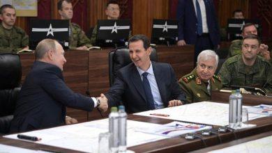 Photo of Путін в Сирії поспілкувався з Асадом