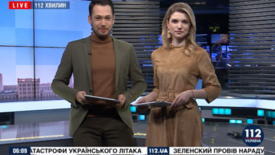 """Photo of Ранкове шоу """"112 хвилин"""". Випуск від 10.01.2020"""