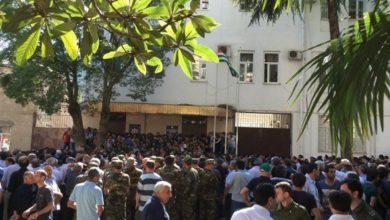 Photo of Протестувальники в Абхазії відкрили збройову кімнату адміністрації президента