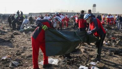 Photo of Тіла українців, загиблих в авіакатастрофі в Ірані, доставили в Україну, – онлайн-трансляція