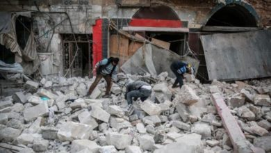 Photo of На північному заході Сирії внаслідок авіаударів загинули не менше 10 осіб