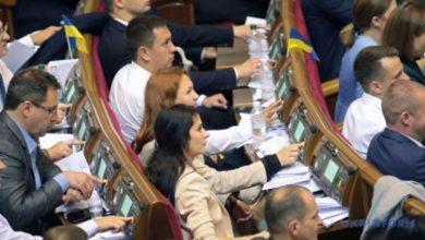 Photo of Рада підтримала законопроект щодо оскарження ухвали суду про арешт