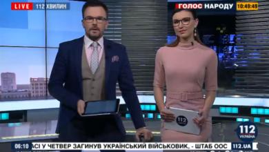 """Photo of Ранкове шоу """"112 хвилин"""". Випуск від 17.01.2020"""