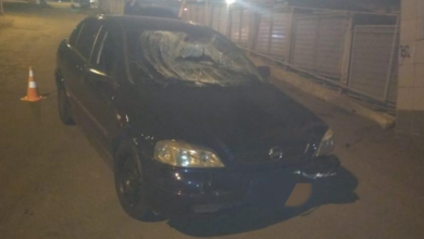 Photo of В Одесі п'яний поліцейський протаранив шлагбаум та збив двох пішоходів