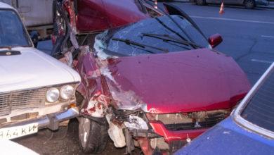 Photo of У Києві внаслідок аварії на проспекті Науки постраждали чотири людини