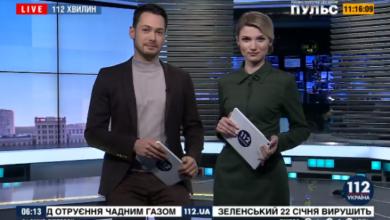 """Photo of Ранкове шоу """"112 хвилин"""". Випуск від 21.01.2020"""