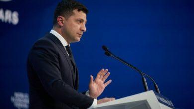 Photo of Зеленський в Давосі анонсував перезапуск СБУ