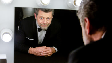 """Photo of Енді Серкіс, який зіграв Голлума у """"Володарі перснів"""" отримає почесну премію BAFTA"""