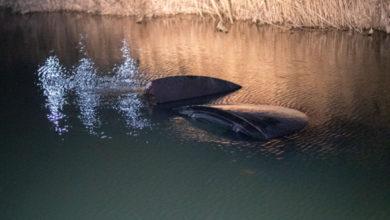 Photo of Під Києвом автомобіль з 9-річною дитиною впав у річку