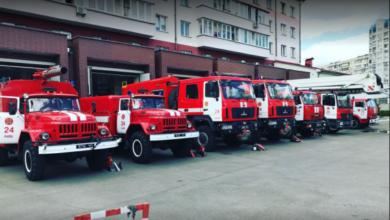 """Photo of У Києві """"герої парковки"""" лишають автомобілі на виїзді з пожежної частини (фото)"""