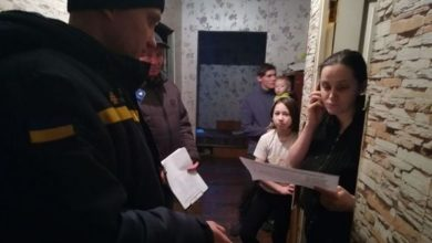 Photo of Як рятувальники навчали ніжинців правилам безпеки у побуті
