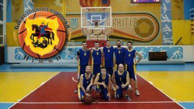Photo of Баскетбольна команда «НДУ – Ніжин» стала чемпіоном області