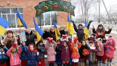 Photo of Як ніжинські дошкільнята відзначили День Соборності України