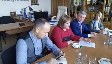 Photo of Відбулася зустріч міського голови із заступником Міністра соціальної політики з питань європейської інтеграції