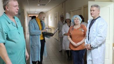 Photo of Директорку Північного міжрегіонального департаменту вразила Ніжинська лікарня