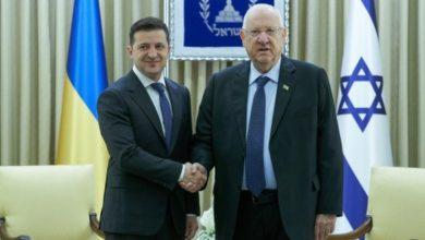 Photo of Зеленський зустрівся з президентом Ізраїлю Рівліном: Говорили про двосторонні відносини