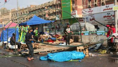 Photo of Антиурядові протести в Іраку: Під час зіткнень четверо осіб загинуло і 44 постраждало