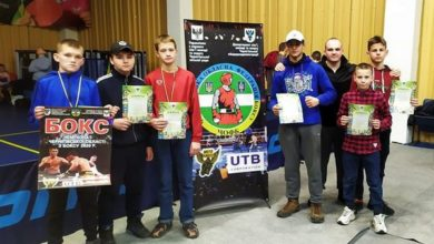 Photo of Ніжинці показали майстерність на чемпіонат області з боксу