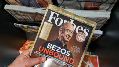 Photo of Безос поступився Арно першим місцем у списку найбагатших за версією Forbes