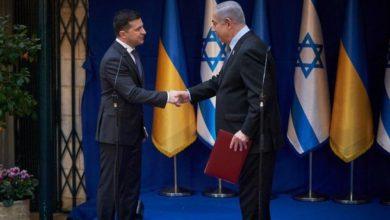 Photo of Зеленський обговорив із Нетаньягу відмови українцям у в'їзді до Ізраїлю