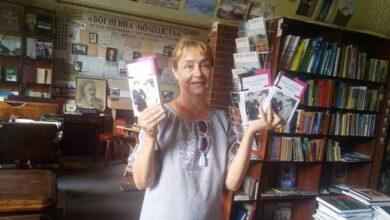 Photo of Ніжинська письменниця лауреат престижної Міжнародної літературної премії